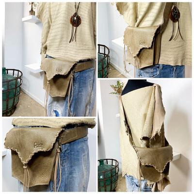 Vlinder Bag Taupe