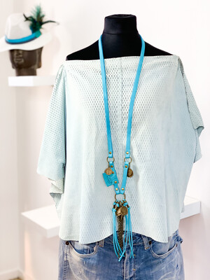 Ketting Dexy Turquoise