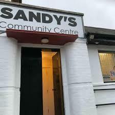 Sandy's Community Centre, Edinburgh. Sat 7 th March 2020. 9pm-2am