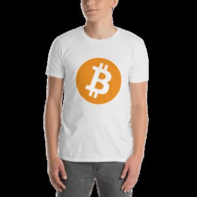 Bitcoin - Short-Sleeve Unisex T-Shirt