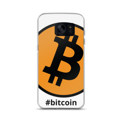 Bitcoin Samsung Case