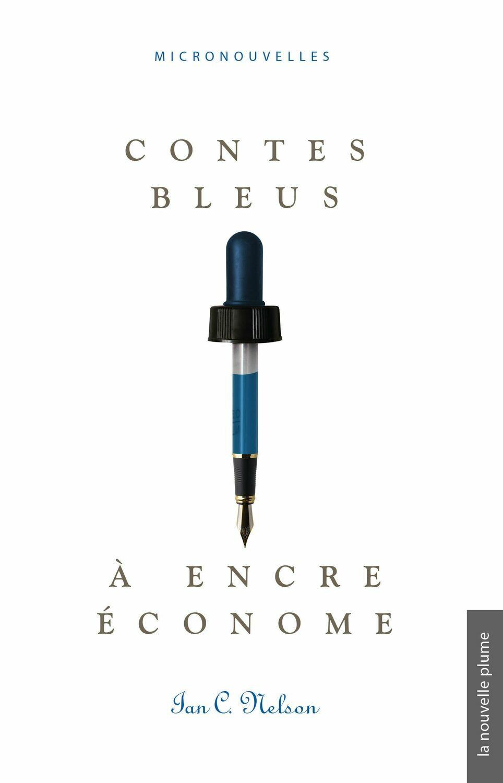 Contes Bleus a encre econome
