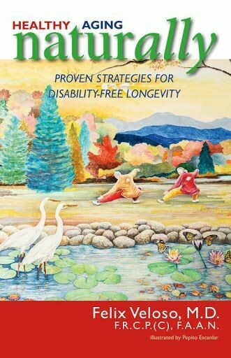 Healthy Aging Naturally: Proven Strategies for Disability-Free Longevity