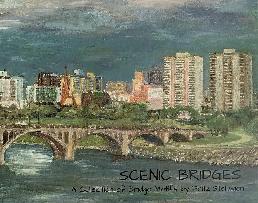 Scenic Bridges: A Collection of Bridge Motifs by Fritz Stehwien