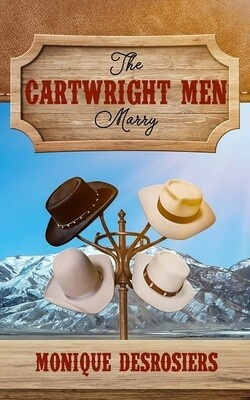 Cartwright Men Marry, The (Large Print)