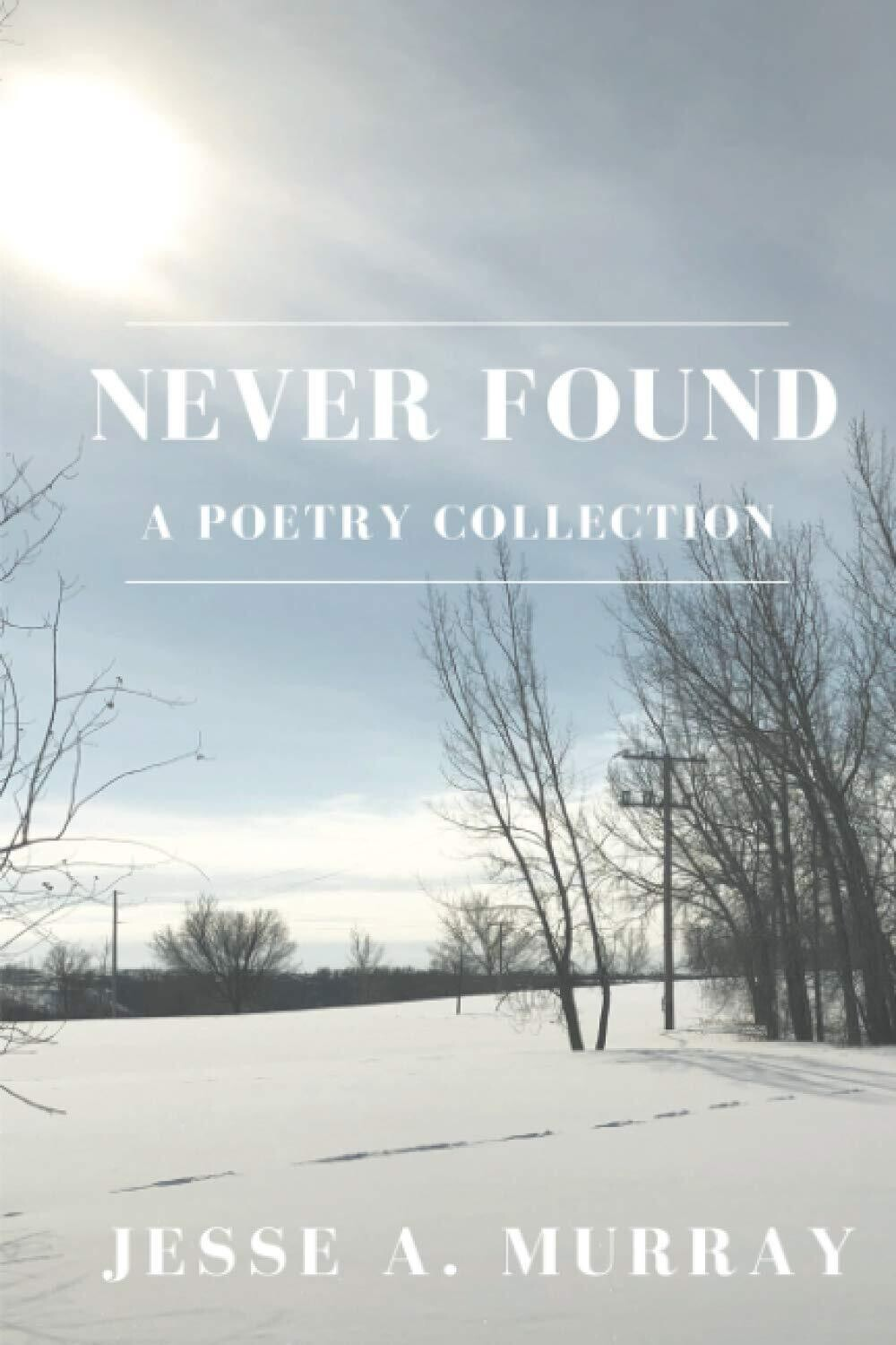 Never Found: A Poetry Collection