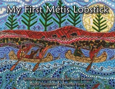 My First Métis Lobstick