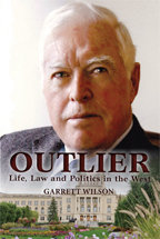 Outlier: Life, Law and Politics in the West