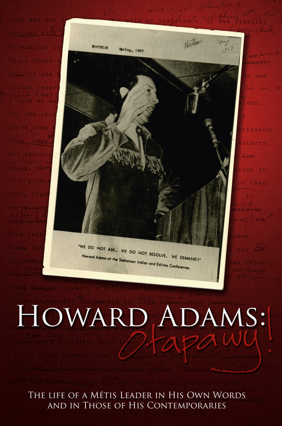 Howard Adams: Otapawy!