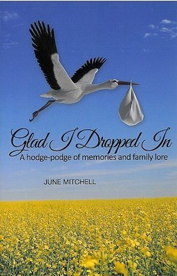 Glad I Dropped In: A hodge-podge of memories and family love