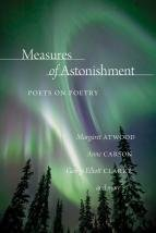 Measures of Astonishment: Poets on Poetry
