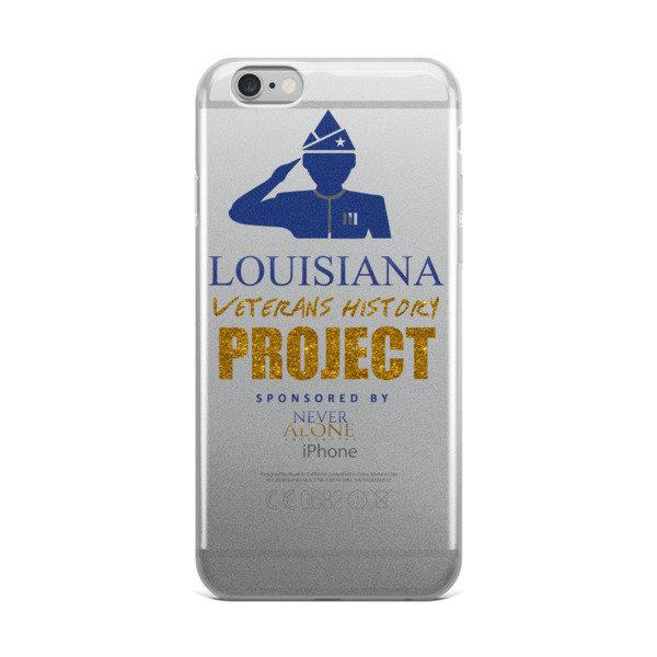 Louisiana VHP iPhone Case