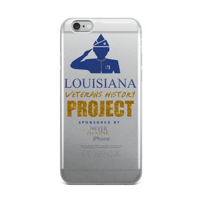 Louisiana VHP iPhone Case