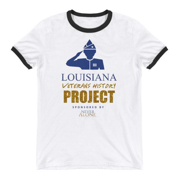 Louisiana VHP Ringer T-Shirt