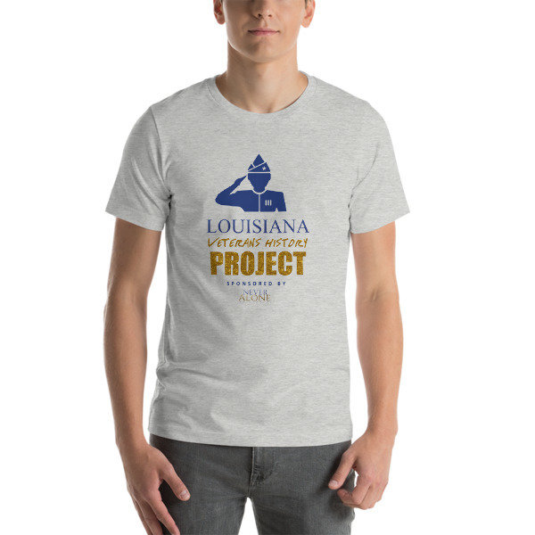 Louisiana VHP Short-Sleeve Unisex T-Shirt