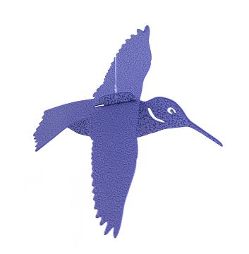 Blueberry Floating Hummingbird