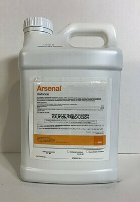 ARSENAL HERBICIDE Non Select  W/Aquatic Label