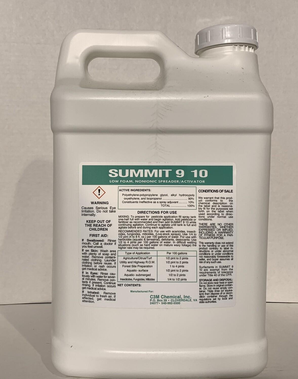 Summit 9-10 Non-Ionic Surfactant