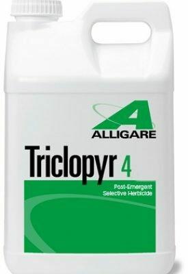 Triclopyr 4 Herbicide - Same Active As Garlon 4®