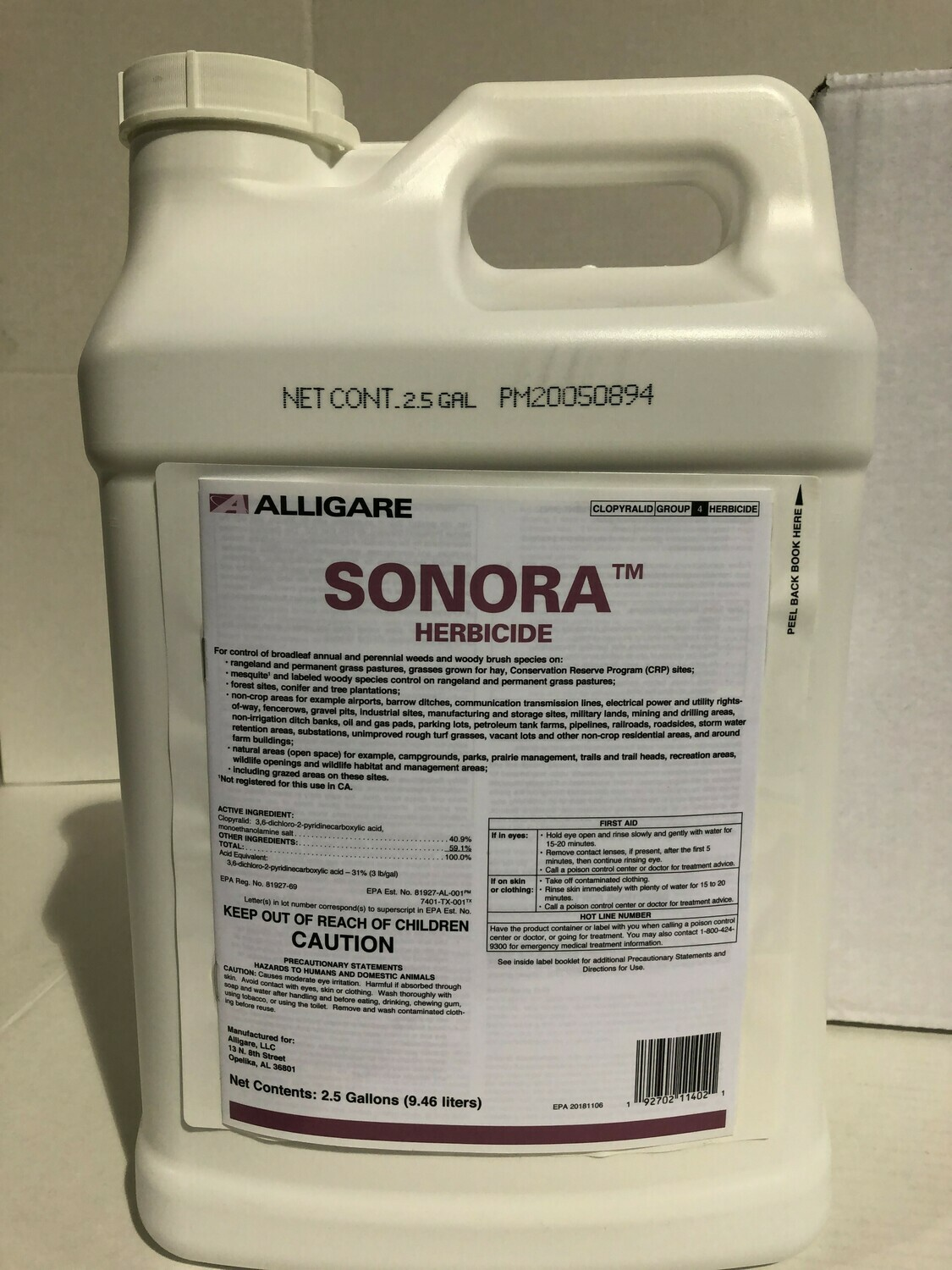 SONORA  Same Active As In Transline®  Shipping Included