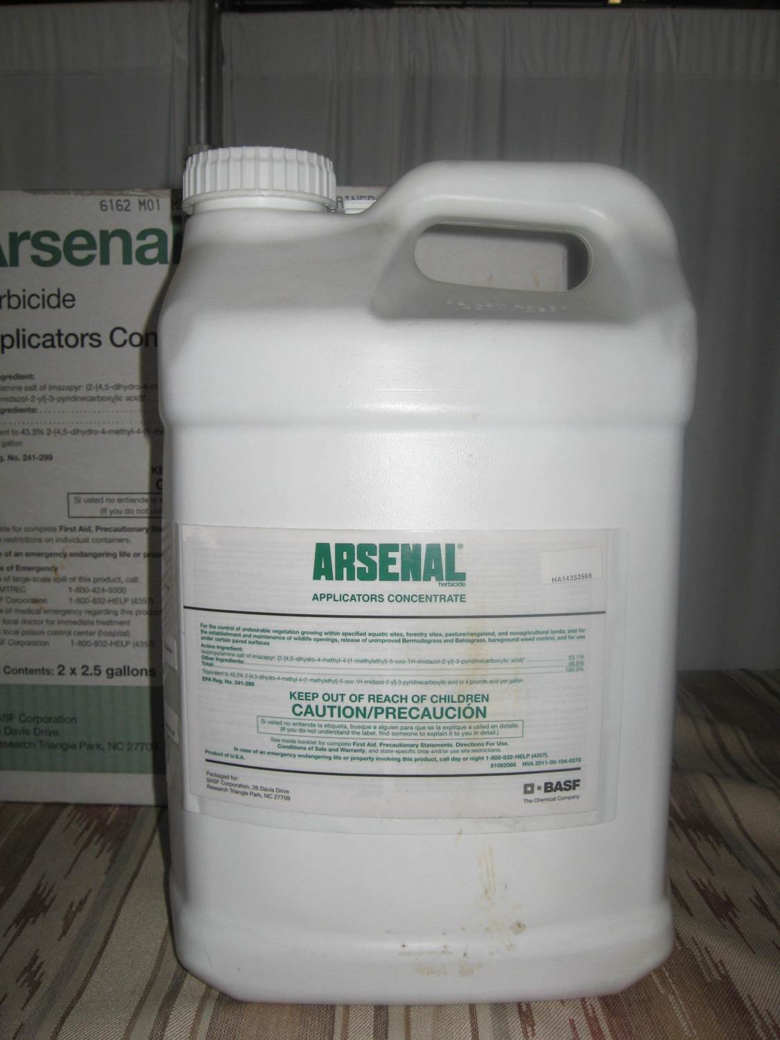 Arsenal® Herbicide Applicators Concentrate