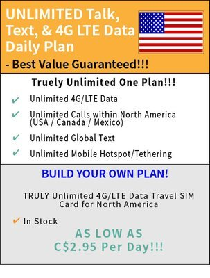 DAILY T Mobile– Unlimited Talk, Unlimited Global Text, and High Speed Data