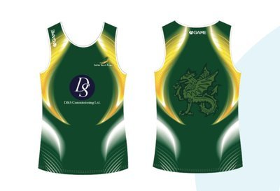Mens Vest - Pick up from training only