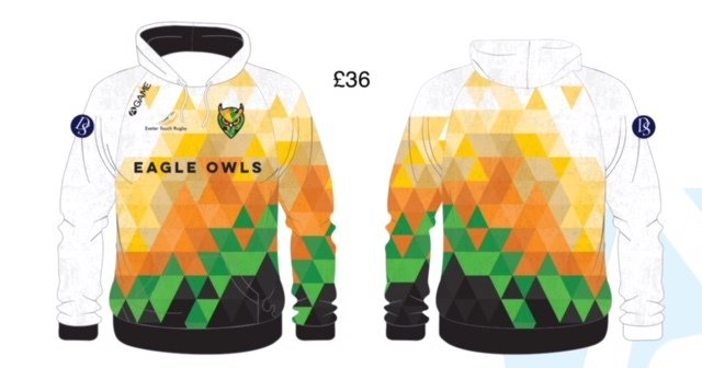 Eagle Owls Hoodie - Unisex - pick up only