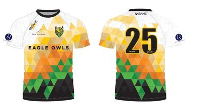 Eagle Owls Men's Top - pick up only