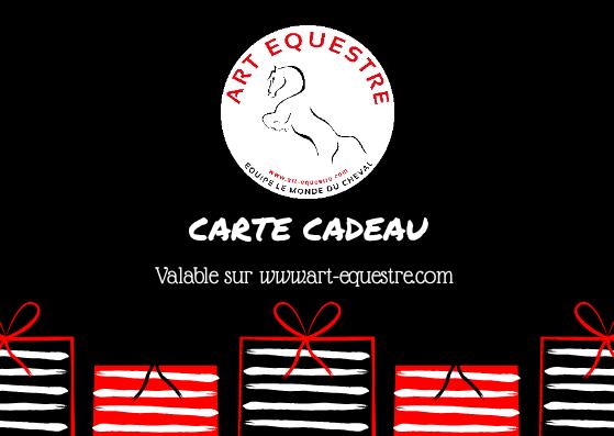 Carte Cadeau by ART EQUESTRE