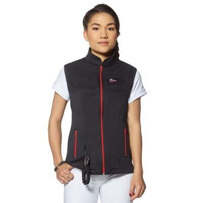 Gilet SM AIRSAFE Soft Shell Dame by PRIVILEGE EQUITATION