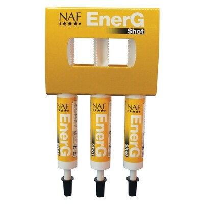 NAF-EnerG Shot Seringue 30ml