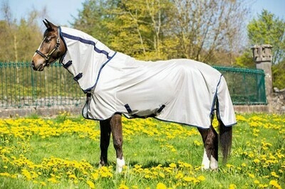 Couverture anti-mouches Mio Fly Rug by HORSEWARE