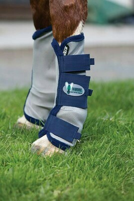 Guetres Anti-mouches - Rambo Flyboots avec Repulsif Vamoose by HORSEWARE