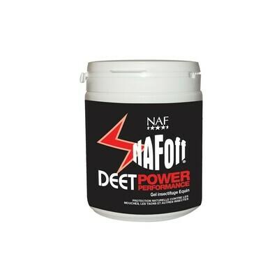 DEET POWER 750g Gel by NAF