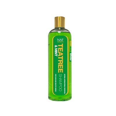 Shampoing Teatree & Mint by NAF