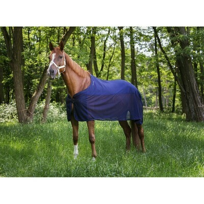 Chemise filet polaire/mesh by EQUITHEME