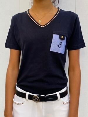 T Shirt Tina MC by LE SABOTIER