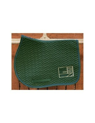 Tapis Show One Vert / Marine by JUMP'IN