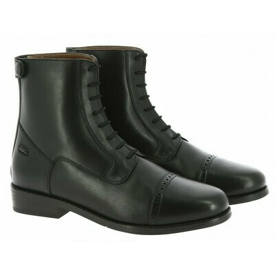 Boots Deauville Lacets Zip by EQUITHEME