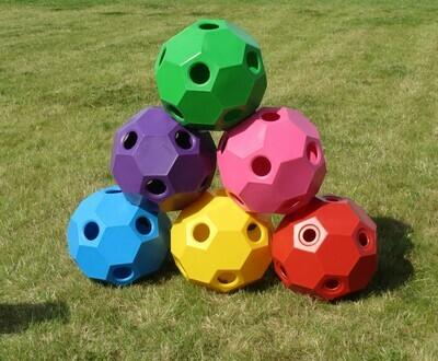 Balle de jeu et d'alimentation Happy Play by USG