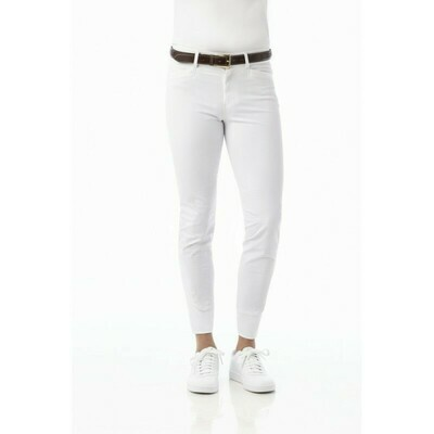 Pantalon Georg Blanc by EQUITHEME