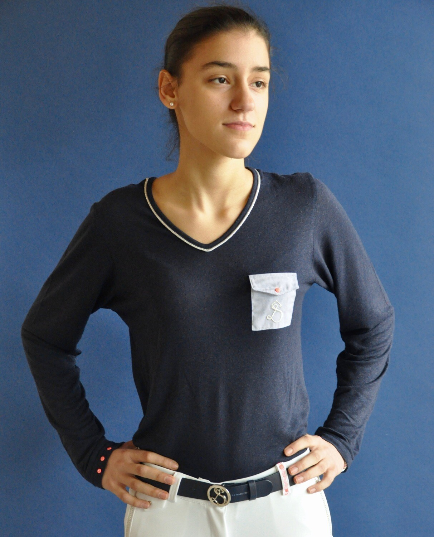 T-shirt Txaro by LE SABOTIER