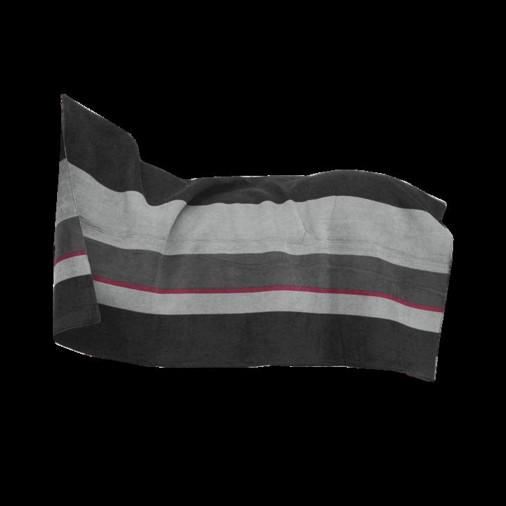 Couverture Carree Heavy Fleece Stripes by KENTUCKY
