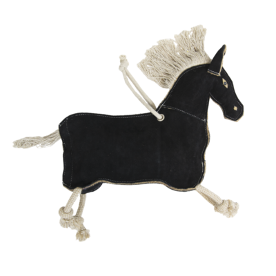 Relax Horse Toy Pony Noir by KENTUCKY