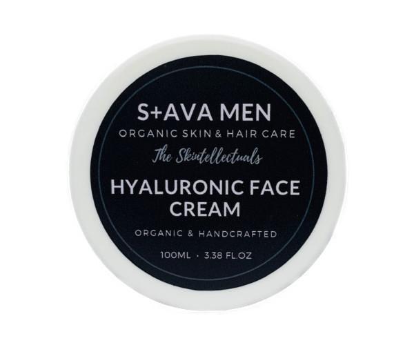 MENS HYALURONIC FACE CREAM
