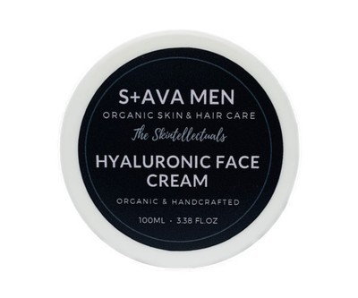 MENS HYALURONIC FACE CREAM