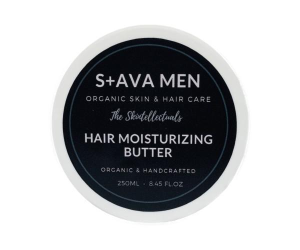 MENS ORGANIC MOISTURIZING HAIR BUTTER