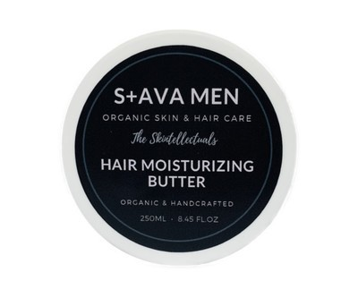 MENS ORGANIC MOISTURIZING HAIR BUTTER