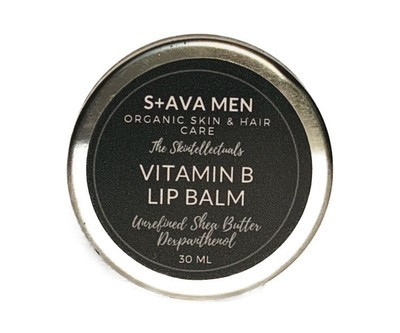 MENS ORGANIC VITAMIN B LIP BALM